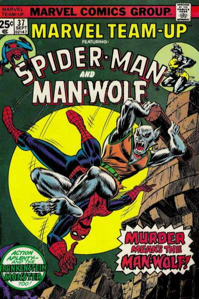Marvel Team-Up #37 Comic Books - Covers, Scans, Photos  in Marvel Team-Up Comic Books - Covers, Scans, Gallery