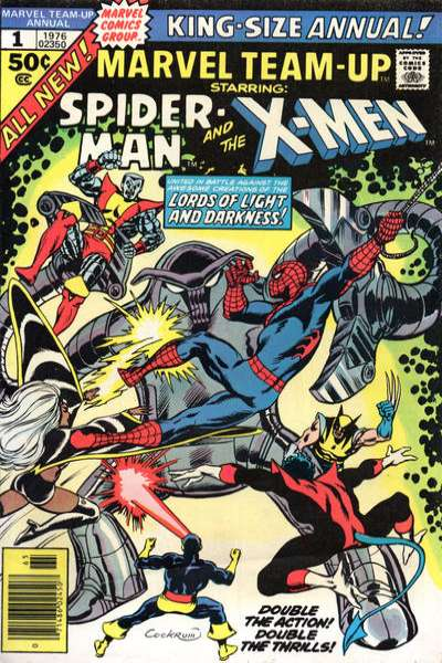 Marvel Team-Up #1 cheap bargain discounted comic books Marvel Team-Up #1 comic books