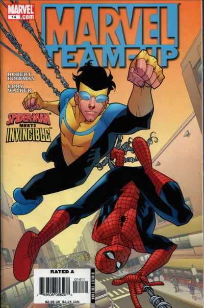 Marvel Team-Up #14 comic books for sale