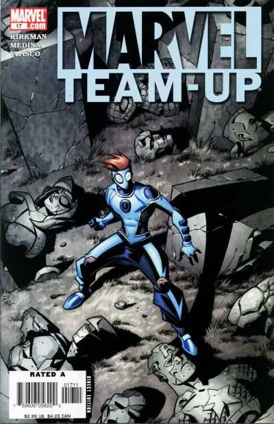 Marvel Team-Up #17 comic books - cover scans photos Marvel Team-Up #17 comic books - covers, picture gallery