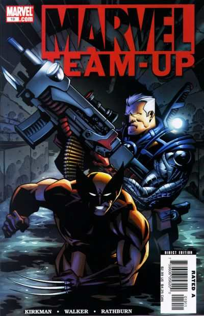 Marvel Team-Up #19 comic books - cover scans photos Marvel Team-Up #19 comic books - covers, picture gallery