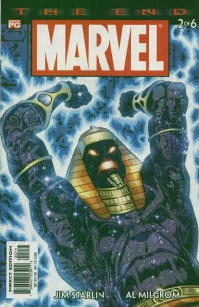 Marvel Universe: The End #2 comic books for sale