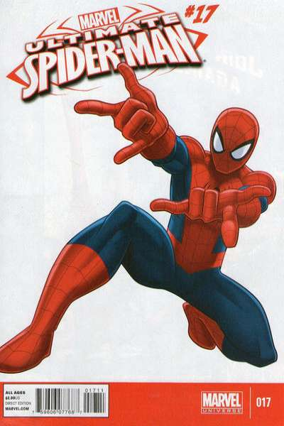 Marvel Universe Ultimate Spider-Man #17 comic books for sale