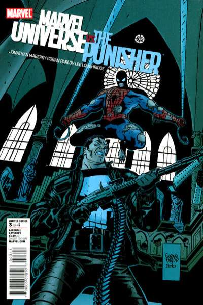 Marvel Universe vs. The Punisher #3 Comic Books - Covers, Scans, Photos  in Marvel Universe vs. The Punisher Comic Books - Covers, Scans, Gallery