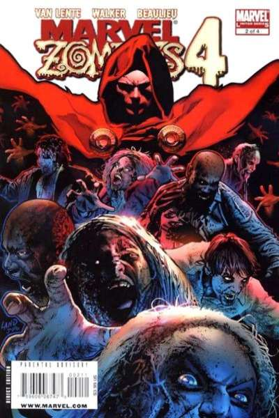 Marvel Zombies 4 #2 Comic Books - Covers, Scans, Photos  in Marvel Zombies 4 Comic Books - Covers, Scans, Gallery
