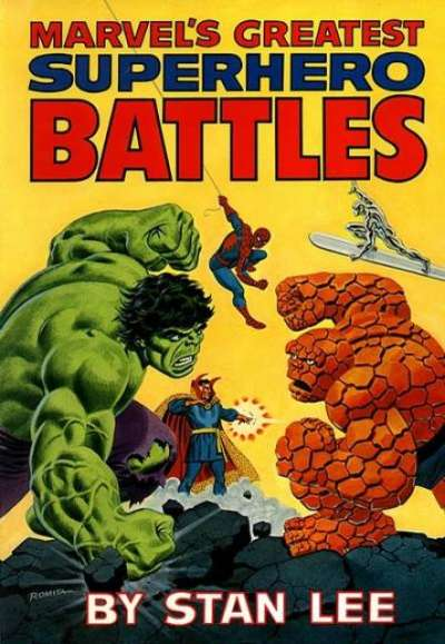 Marvel's Greatest Super Battles #1 comic books for sale