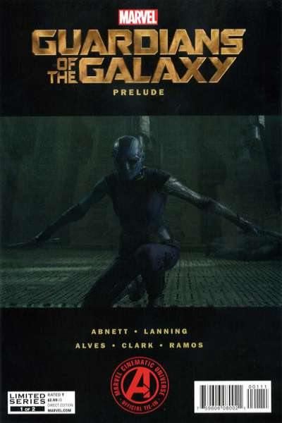 Marvel's Guardians of the Galaxy Prelude Comic Books. Marvel's Guardians of the Galaxy Prelude Comics.