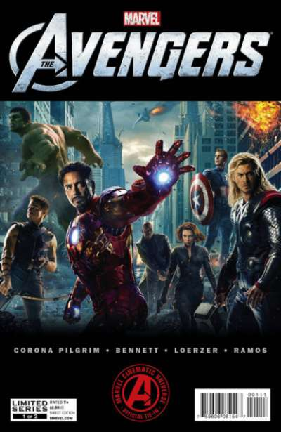 Marvel's The Avengers Comic Books. Marvel's The Avengers Comics.