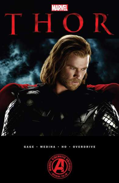 Marvel's Thor Adaptation Comic Books. Marvel's Thor Adaptation Comics.