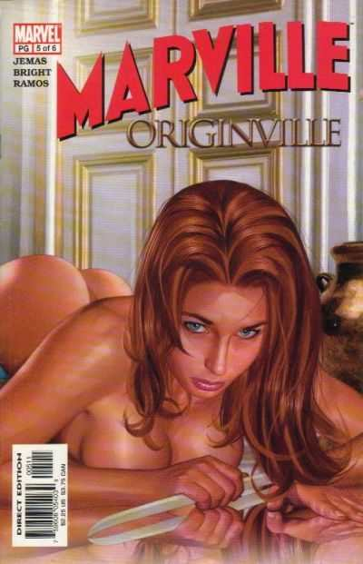 Marville #5 Comic Books - Covers, Scans, Photos  in Marville Comic Books - Covers, Scans, Gallery