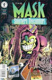 Mask: Southern Discomfort #4 comic books - cover scans photos Mask: Southern Discomfort #4 comic books - covers, picture gallery