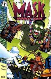 Mask World Tour #1 Comic Books - Covers, Scans, Photos  in Mask World Tour Comic Books - Covers, Scans, Gallery