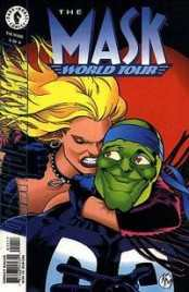Mask World Tour #2 Comic Books - Covers, Scans, Photos  in Mask World Tour Comic Books - Covers, Scans, Gallery