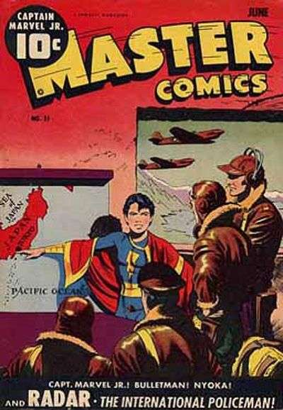 Master Comics #51 Comic Books - Covers, Scans, Photos  in Master Comics Comic Books - Covers, Scans, Gallery