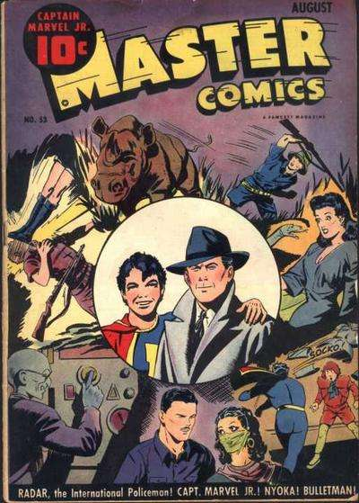 Master Comics #53 Comic Books - Covers, Scans, Photos  in Master Comics Comic Books - Covers, Scans, Gallery