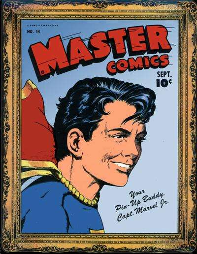 Master Comics #54 Comic Books - Covers, Scans, Photos  in Master Comics Comic Books - Covers, Scans, Gallery