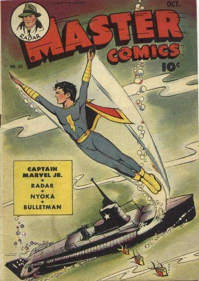 Master Comics #55 Comic Books - Covers, Scans, Photos  in Master Comics Comic Books - Covers, Scans, Gallery