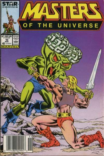 Masters of the Universe #10 Comic Books - Covers, Scans, Photos  in Masters of the Universe Comic Books - Covers, Scans, Gallery