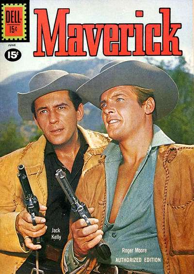 Maverick #15 Comic Books - Covers, Scans, Photos  in Maverick Comic Books - Covers, Scans, Gallery