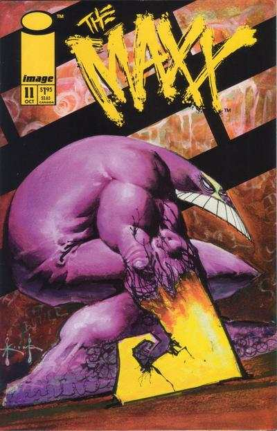 Maxx #11 Comic Books - Covers, Scans, Photos  in Maxx Comic Books - Covers, Scans, Gallery