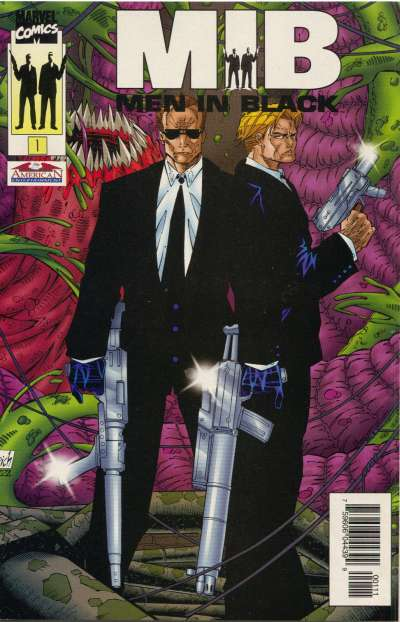 Men in Black Comic Books. Men in Black Comics.
