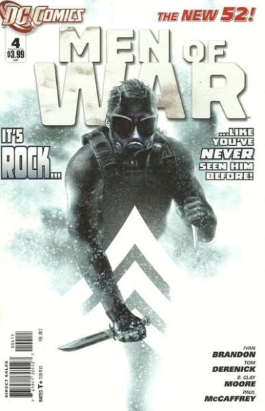 Men of War #4 Comic Books - Covers, Scans, Photos  in Men of War Comic Books - Covers, Scans, Gallery