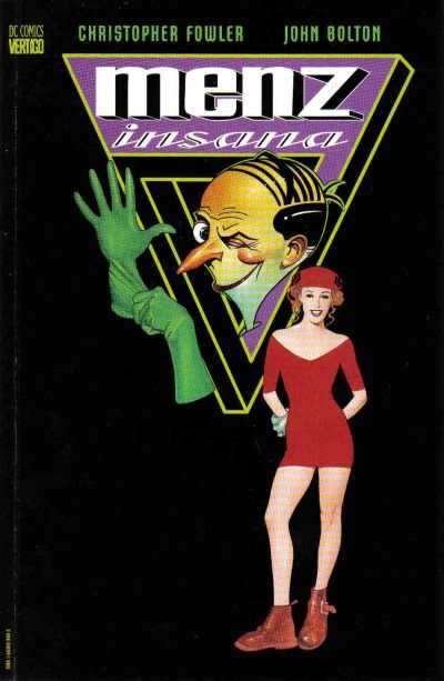 Menz Insana #1 comic books for sale