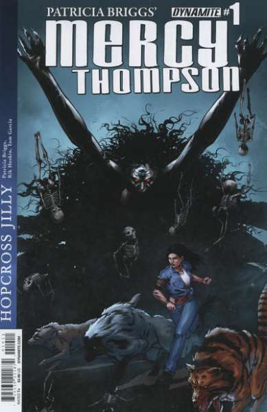 Mercy Thompson # comic book complete sets Mercy Thompson # comic books