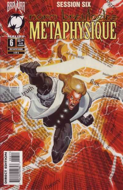 Metaphysique #6 Comic Books - Covers, Scans, Photos  in Metaphysique Comic Books - Covers, Scans, Gallery