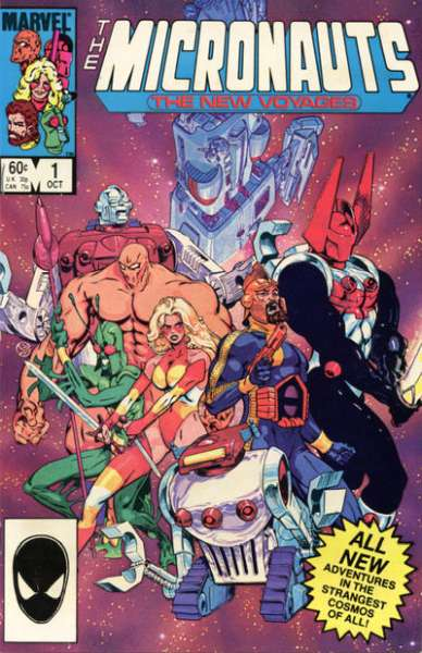 Micronauts # comic book complete sets Micronauts # comic books