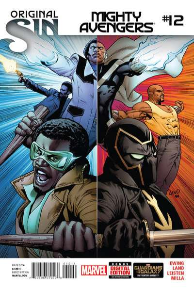 Mighty Avengers #12 comic books for sale
