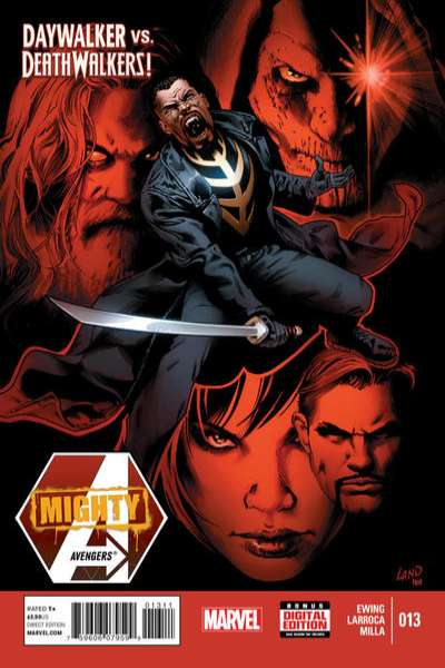 Mighty Avengers #13 comic books for sale