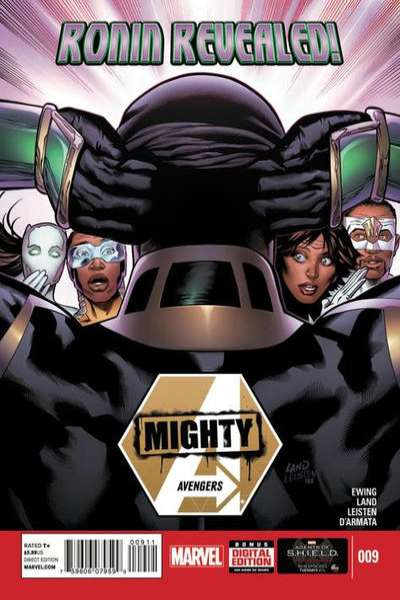Mighty Avengers #9 comic books for sale