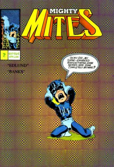Mighty Mites #2 comic books for sale