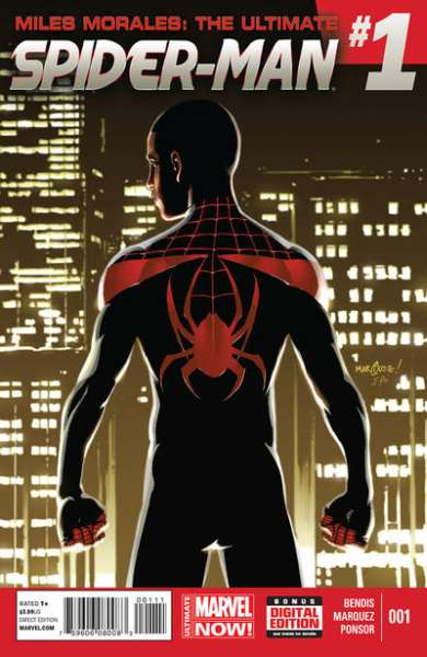 Miles Morales: The Ultimate Spider-Man Comic Books. Miles Morales: The Ultimate Spider-Man Comics.