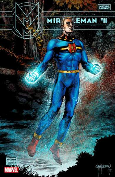 Miracleman #11 comic books for sale