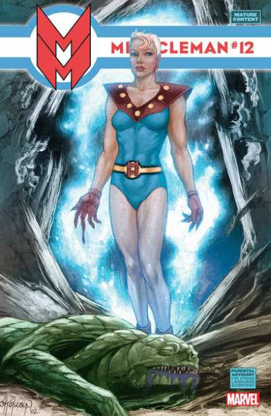 Miracleman #12 comic books for sale