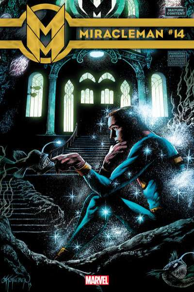 Miracleman #14 comic books for sale