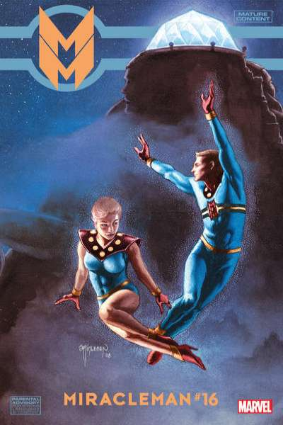 Miracleman #16 comic books for sale
