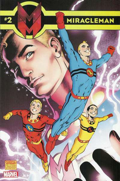 Miracleman #2 comic books for sale