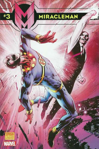Miracleman #3 comic books for sale