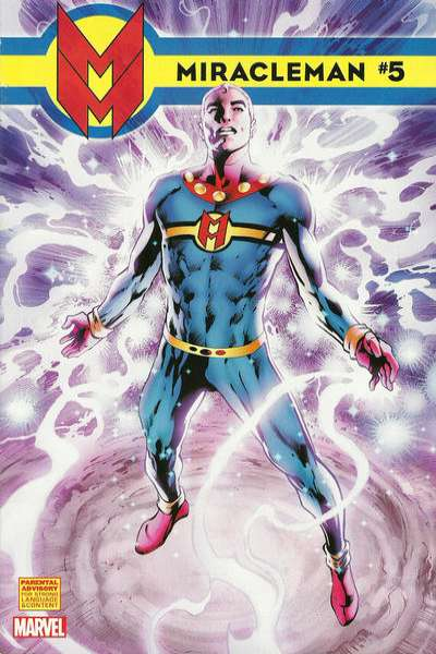 Miracleman #5 comic books - cover scans photos Miracleman #5 comic books - covers, picture gallery