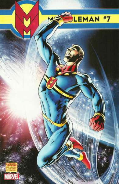Miracleman #7 comic books for sale