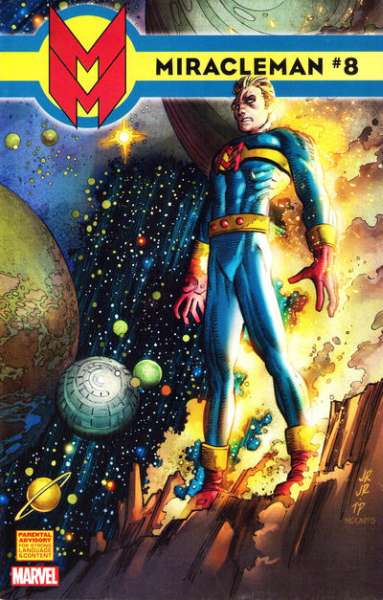 Miracleman #8 comic books for sale