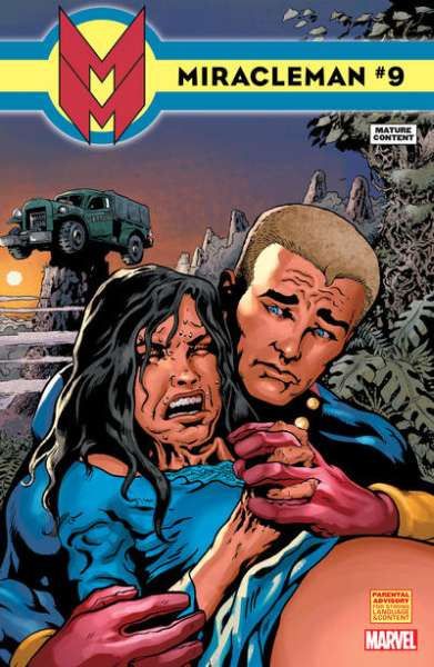 Miracleman #9 comic books for sale