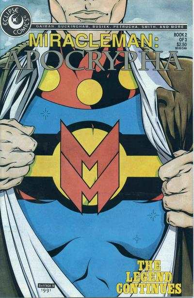 Miracleman: Apocrypha #2 Comic Books - Covers, Scans, Photos  in Miracleman: Apocrypha Comic Books - Covers, Scans, Gallery