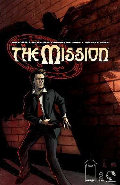 Mission #2 Comic Books - Covers, Scans, Photos  in Mission Comic Books - Covers, Scans, Gallery