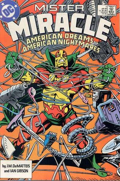 Mister Miracle # comic book complete sets Mister Miracle # comic books