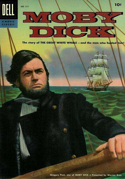 Moby Dick #1 comic books - cover scans photos Moby Dick #1 comic books - covers, picture gallery