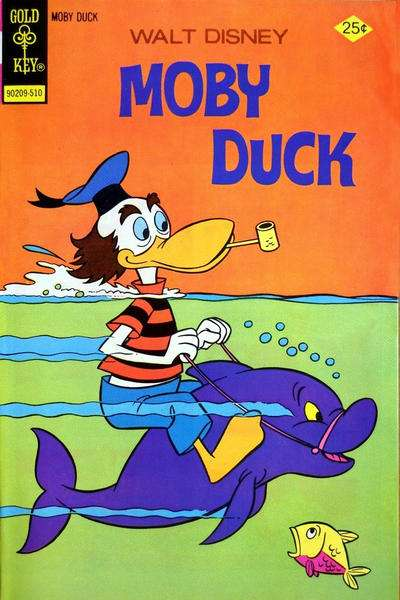 Moby Duck #20 Comic Books - Covers, Scans, Photos  in Moby Duck Comic Books - Covers, Scans, Gallery